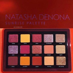 Natasha Denona Sunrise Eyeshadow Palette LAST CHANCE NIB